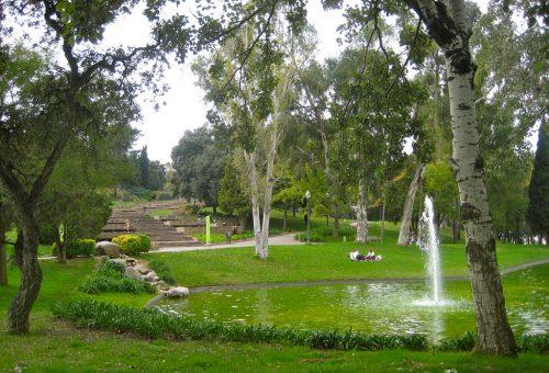 Parque de Montjuïc