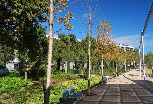 Parque de les Rieres d'Horta
