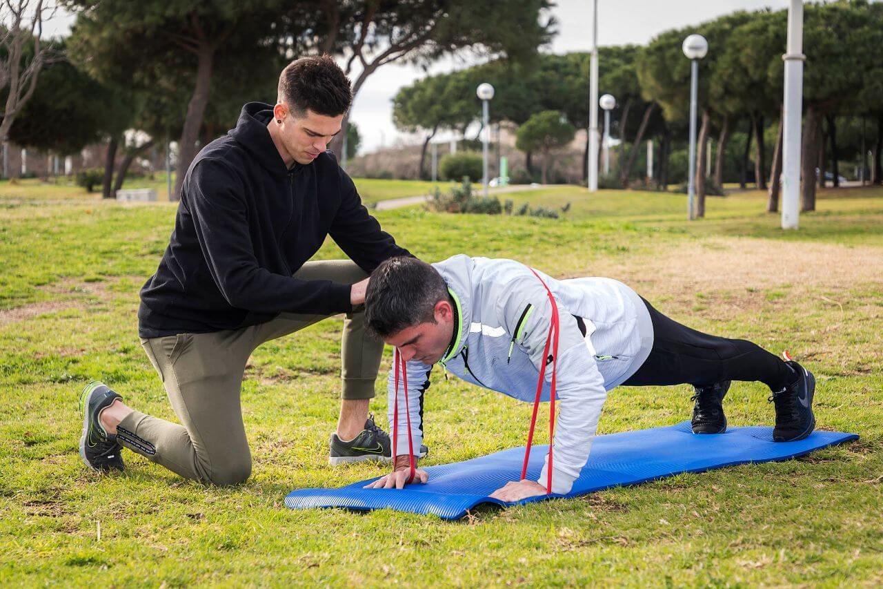 Entrenador Personal Barcelona imagen entrenamiento 3