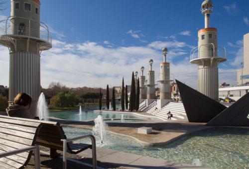 Parc de la Espanya Industrial
